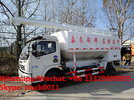 Wholesale good price DONGFENG 12CBM hydraulic discharging bulk feed delivery truck, 5-6tons animal feed pellet vehicle