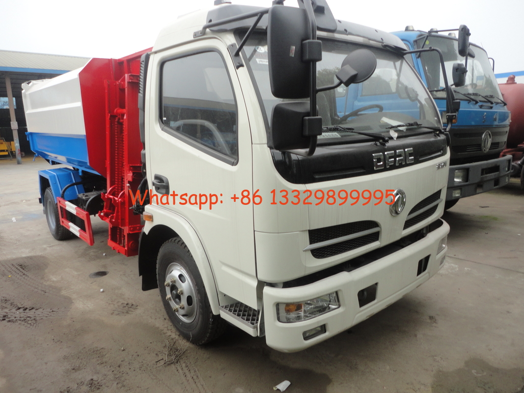 2017s best price factory sale bin lifter garbage truck, hot sale! new garbage truck with wastes bin for sale