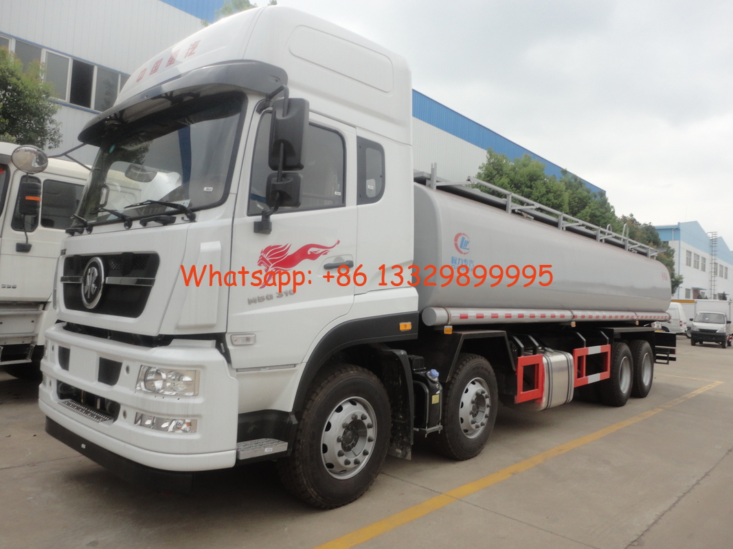 China best price SINO TRUK HOWO 8*4 LHD 23cbm fuel/oil tank truck for sale, HOT SALE! SINO TRUK HOWO fuel tank truck