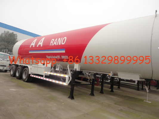 China factory sale best price CLW 3 axle LPG Semi Trailer 25 ton 59520 Liters, 2017s new cheaper price lpg gas tank trailer factory