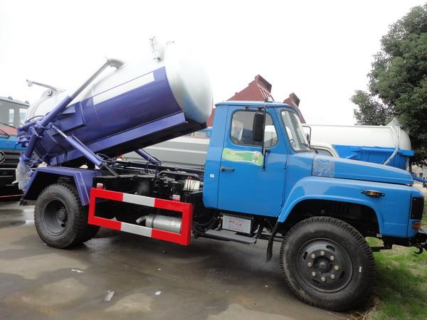 2019s new high quality competitive price CLW brand sewage suction truck for sale, factory sale best prcie vacuum truck